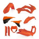 _Full Kit Plastiques Acerbis KTM EXC/EXC-F 14-15 Orange | 0017204.010-P | Greenland MX_
