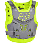 _Gilet de Protection Fox ProFrame LC Jaune/Gris | 13558-063 | Greenland MX_