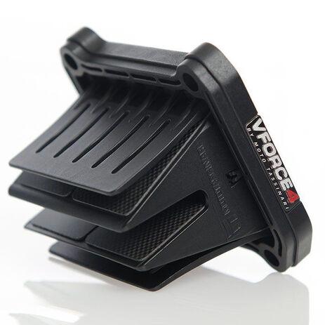 _Pipe Boite a Clapets V-Force 4 Yamaha YZ 125 05-07 | V4R04 | Greenland MX_