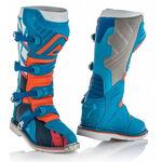 _Bottes Acerbis X-Pro V Bleu/Orange | 0021596.243.00P | Greenland MX_