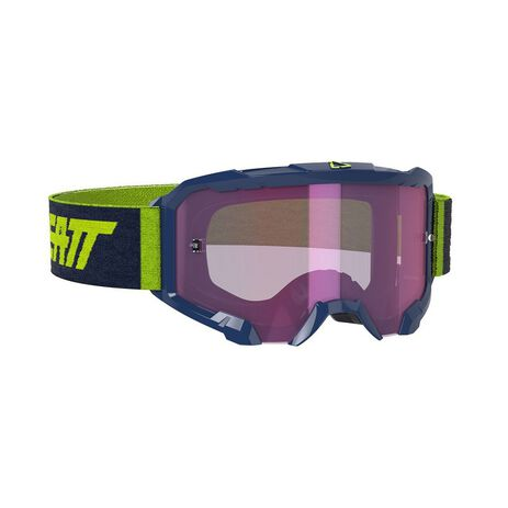 _Lunettes Leatt Velocity 4.5 Iriz Encre/Violette 78% | LB8020001105-P | Greenland MX_