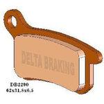_Plaquettes De Frein Delta Avant KTM SX 65 02-.. SX 85 03-11 Arriere SX 65 09-.. SX 85 03-10 | DB2290 | Greenland MX_