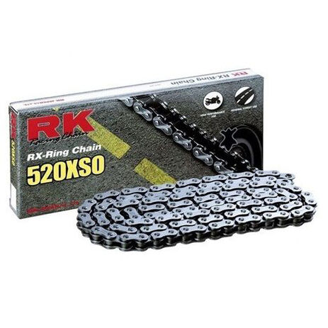 _Chaîne RK 520 SO Renforcee à Joints 120 Maillons | HB752060120K | Greenland MX_