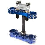 _Té De Fourche Neken SFS Yamaha YZ 85 14-17 (Offset 25mm) Bleu | 0603-0592 | Greenland MX_