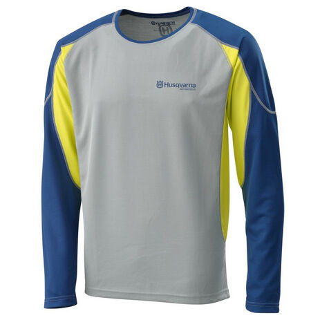 _T-shirt Leger Husqvarna Sixtorp Pro 2016 | 3HS16231P | Greenland MX_
