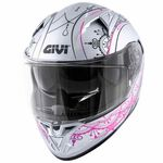 _Casque Femme Givi 50.6 Stoccarda Mendhi | H506FMDSP | Greenland MX_