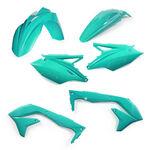 _Kit Plastiques Acerbis Kawasaki KX 450 F 18 Turquoise | 0022986.133 | Greenland MX_