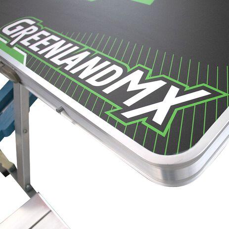 _Table Pliante Avec Quatre Sièges GMX   GK-CP-KT   Greenland MX_