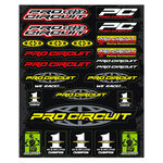 _Stickers Varies 4MX Pro Circuit | 01KITA608 | Greenland MX_