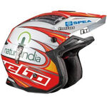 _Casque Trial Hebo Zone 4 Toni Bou Replica Blanc | HC1023B | Greenland MX_