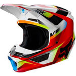 _Casque Enfant Fox V1 Motif | 21784-054-P | Greenland MX_