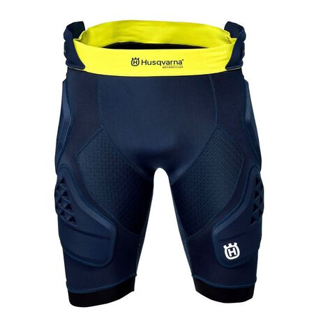 _Short de Protection Husqvarna Impact 3DF 5.0 | 3HS200021300 | Greenland MX_