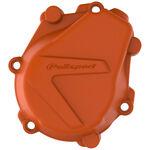 _Protecteur Couvercle Allumage KTM SX-F 450 16-18 Husqvarna FC 450/FS 450 16-18 Orange | 8463900002 | Greenland MX_