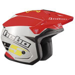 _Casque Trial Hebo Zone 5 Rouge | HC1113R | Greenland MX_