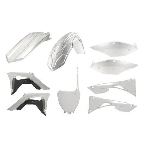 _Kit Plastiques Polisport Honda CRF 450 F 17-.. Transparent   90771   Greenland MX_