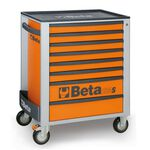 _Servante Mobile d'Atelier à Huit Tiroirs  Beta Tools | C24S-8-O-P | Greenland MX_