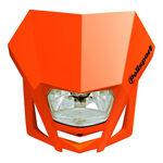 _Plaque Phare Polisport LMX Orange | 8657600004 | Greenland MX_