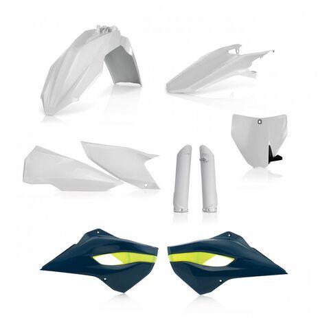 _Full Kit Plastiques Acerbis Husqvarna TE/FE 2016 OEM   0021819.553   Greenland MX_