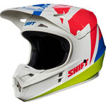 _Casque Shift White Label Tarmac Blanc | 17232-008 | Greenland MX_
