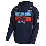 _Sweat à Capuche Troy Lee Designs  KTM Bleu Marine | 731644370 | Greenland MX_