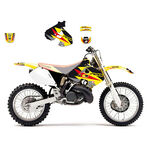 _Kit Déco Blackbird Suzuki RM 125/250 96-00 | 2310E | Greenland MX_