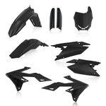 _Full Kit Plastiques Acerbis Suzuki RMZ 450 19-20 Noir | 0023623.090-P | Greenland MX_