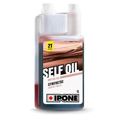 _Huile Ipone Synthetic Self Oil 2T 1 litre | LIP-304 | Greenland MX_