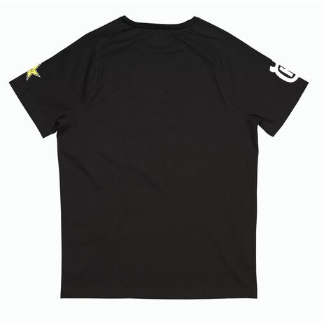 _T-Shirt Husqvarna Rockstar Scribble | 3RS2000287-P | Greenland MX_