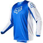 _Maillot Fox 180 Prix Bleu | 23927-002 | Greenland MX_