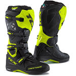 _Bottes TCX COMP EVO Michelin Noir/Jaune Fluor   9661-YEFL-P   Greenland MX_