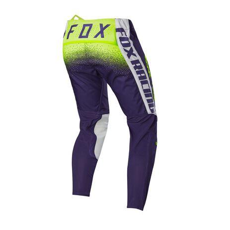 _Pantalon Fox Flexair Honr LE Violet/Jaune Fluo | 25662-178-P | Greenland MX_