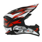 _Casque Suomy Alpha Bke Rouge | SUO-KSAL0104 | Greenland MX_