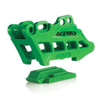 _Guide Chaine Acerbis 2.0 Kawasaki KX 250/450 F 09-16 Vert | 0017950.130 | Greenland MX_