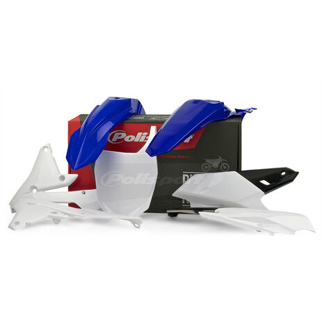_Kit Plastiques Polisport Yamaha YZ 250/450 F 2014-16 OEM | 90581 | Greenland MX_