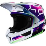 _Casque Fox V1 Gama Multi | 25472-922 | Greenland MX_