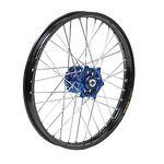 _Roue avant Talon-Excel Kawasaki KX 80/85/100 98-13 19 x 1.60 Bleu-Noir | TW730GBLBK | Greenland MX_