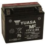 _Batterie poweroad sans entretien Yuasa YTX12-BS | BY-YTX12BS | Greenland MX_