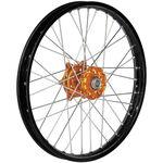 _Roue avant Talon-Excel KTM EXC 16-.. SX 15-.. Husqvarna FE 16-.. TC 15-..21 x 1.60 orange-noir   TW914DORBK   Greenland MX_