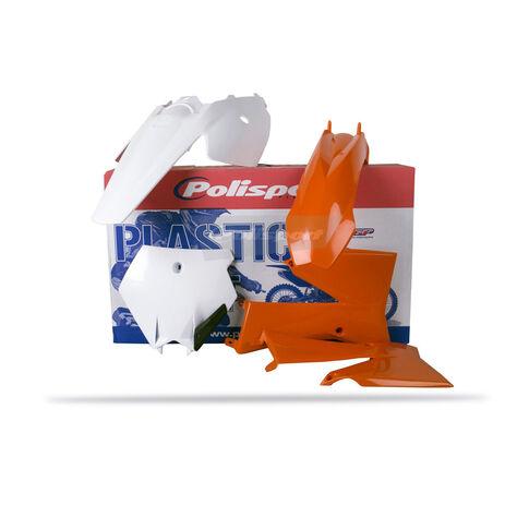 _Kit Plastiques Polisport KTM SX 85 2006-12 | 90451 | Greenland MX_