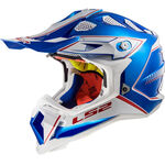 _Casque LS2 MX470 Subverter Power Chrome Bleu | 404702626 | Greenland MX_