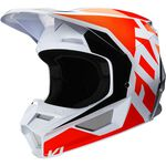 _Casque Fox V1 Prix Orange Fluo | 25471-824 | Greenland MX_