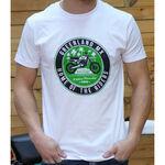 _T-shirt GMX Heritage Blanc | PU-TGMXHRWT | Greenland MX_