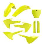 _Full Kit Plastiques Polisport Husqvarna TC/FC 16-18 Fluor Jaune | 90741 | Greenland MX_