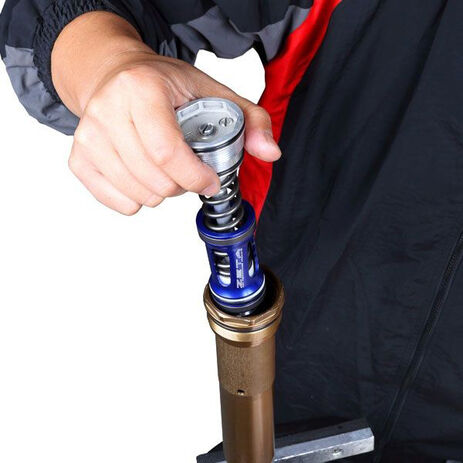 _Piston Libre KYB Light Enduro Zeta Bleu | ZE56-40012 | Greenland MX_