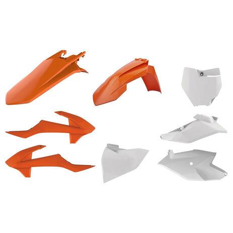 _Kit Plastiques Polisport KTM SX 85 18 OEM | 90760 | Greenland MX_