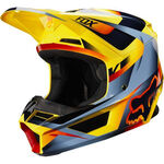 _Casque Fox V1 Motif | 21775-005-P | Greenland MX_