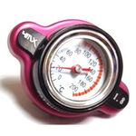 _Bouchon De Radiateur 4MX 1.8 Rouge Japonaisses/KTM/HUSQ 17-19 | 4MXT18RD | Greenland MX_