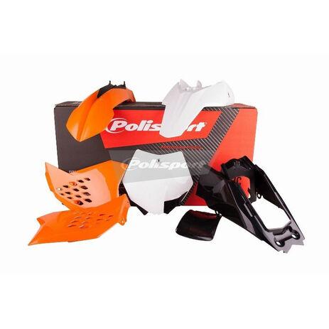 _Kit Plastiques Polisport KTM SX 65 12-15   90450   Greenland MX_
