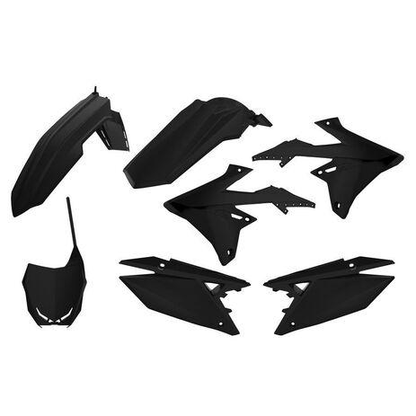 _Kit Plastiques Polisport Suzuki RMZ 450 18 Noir | 90765 | Greenland MX_