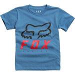 _T-Shirt Enfant Fox Heritage Forger Bleu | 21227-157-KP | Greenland MX_